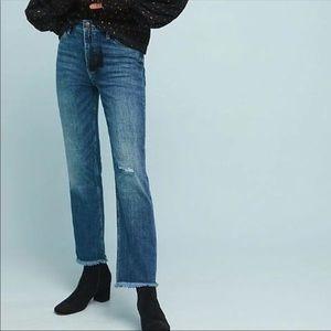 Wrangler heritage straight leg jeans :)